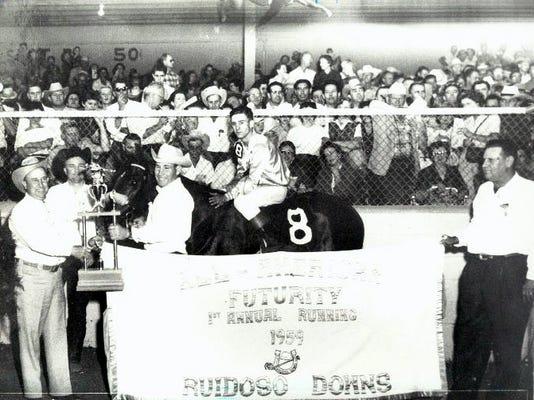 RUIDOSO DOWNS 1959