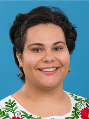 Coral Lozada, a Harte Research Institute doctoral student