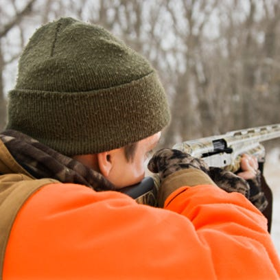 The DNR is reminding hunters to record deer and other