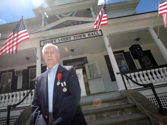 Marking the 70th anniversary of D-Day, the town of