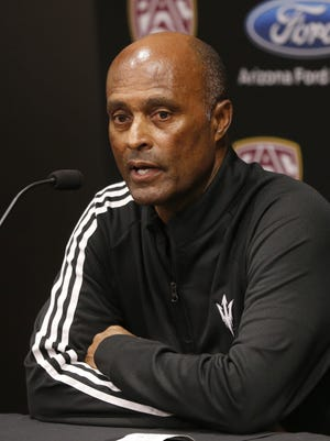 Arizona State athletic director Ray Anderson.