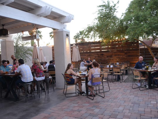 The Vig offers half off bottles of wine on Sundays and $6 burgers on Monday nights from 6-10 p.m.