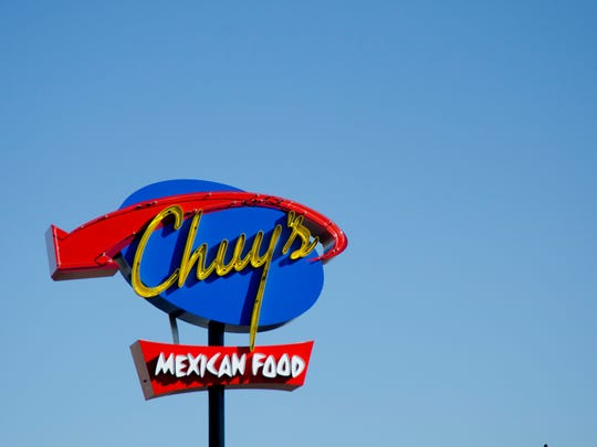 Chuy's is opening in the Ambassador Town Center in March.