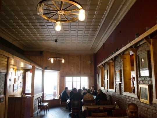 Barn Brasserie, 117 W. Charles St., seen Nov. 6, 2015, is adding breakfast hours in the coming months.