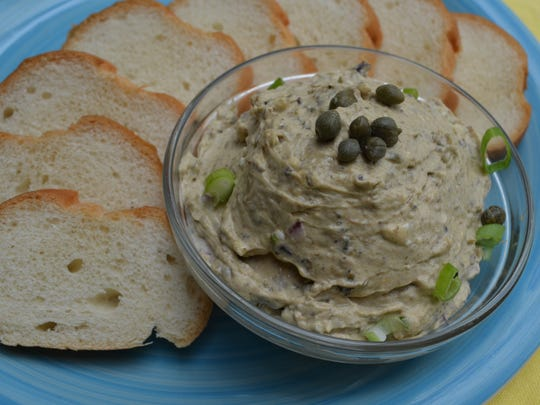 This Smoked Oyster Mousse is creamy, smoky and delicious. A little goes a long way.