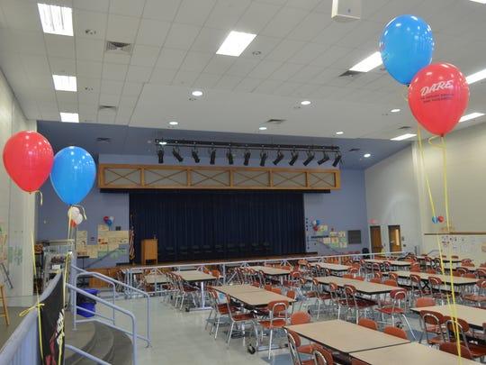 Somerset Intermediate School's DARE graduation ceremony was conducted on Thursday, June 18.