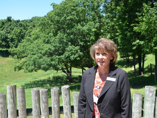 Binder Park Zoo CEO Diane Thompson talks about Neva