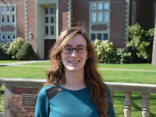 Jennifer Lorenc, Class of 2016, at Webb Institute in