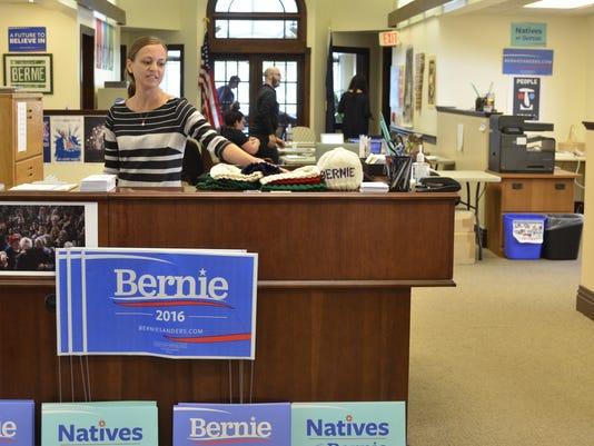 Sanders HQ
