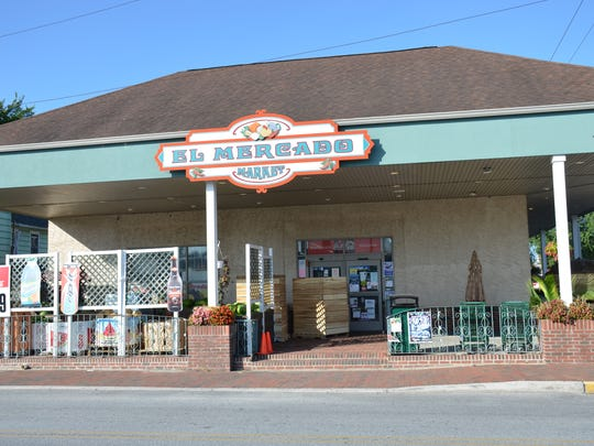 One of the oldest Hispanic markets in the community, El Mercado, offers an array of fresh produce, seafood and meat, along with spices and other foods that are typically found in Central America.