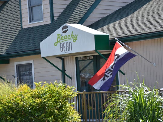 The Beachy Bean cafe near in Long Neck.