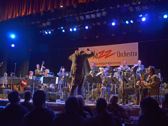 The Reno Jazz Orchestra