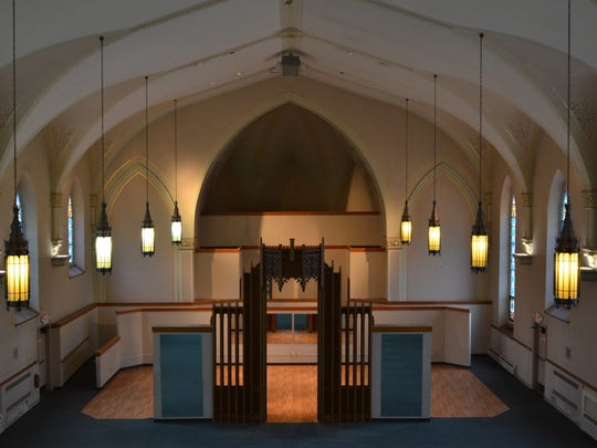Renovation work is slated to begin later this year at the former St. Luke's Church at 1820 Jefferson St. and will include installation of an altar with a ceiling-to-floor waterfall backdrop, restored hardwood floors and a range of cosmetic improvements.