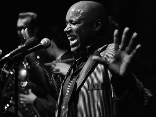 Sonny Knight & The Lakers will perform Oct. 14 at the Paramount Theatre in St. Cloud.