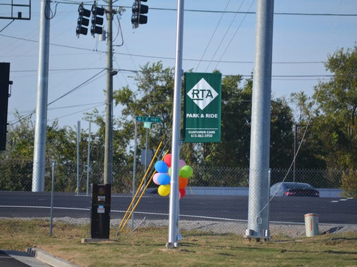 New Park and Ride facility opens for customers