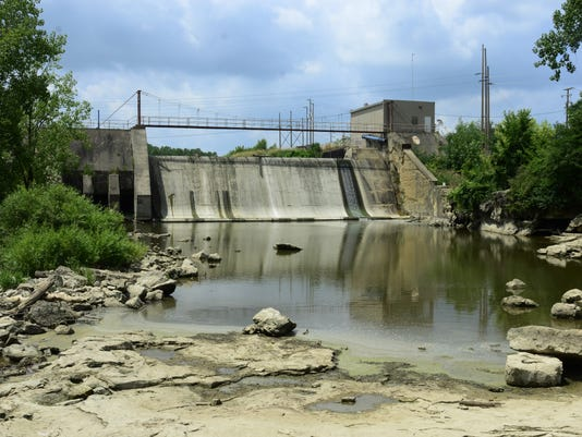 City waiting on permit, lawsuit  with dam project
