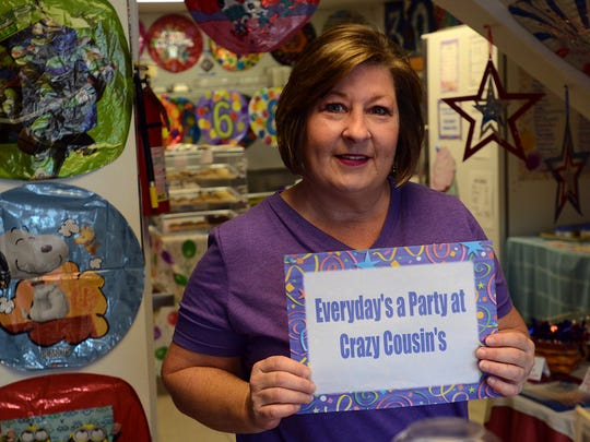 Owner Laura Korte said her favorite part about the