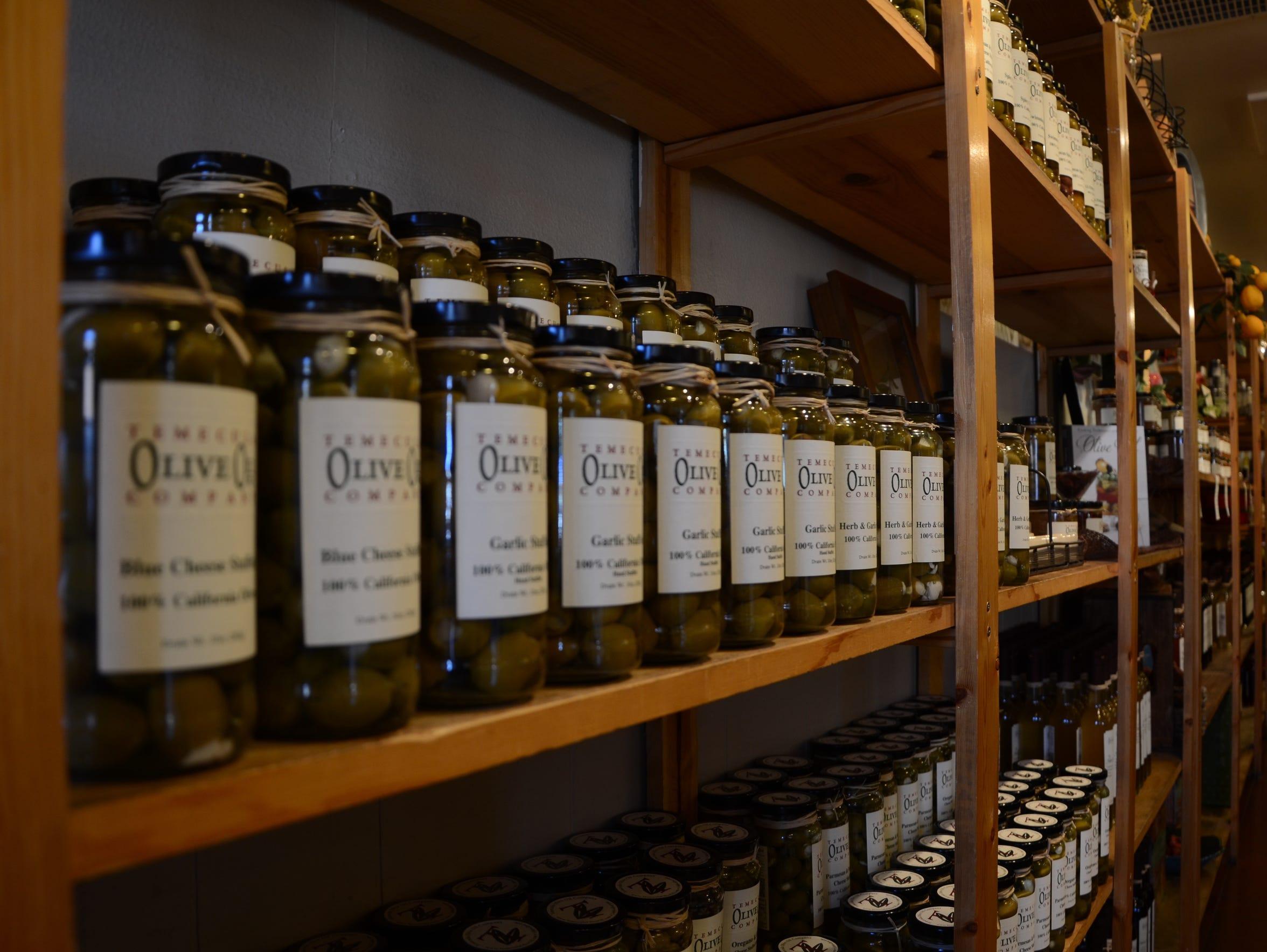 Temecula Olive Oil Company.