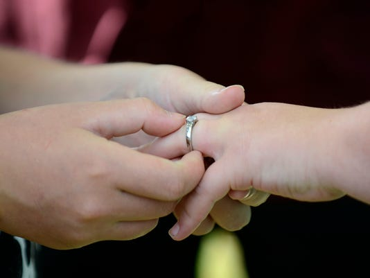 no sex till marriage ring in Brossard