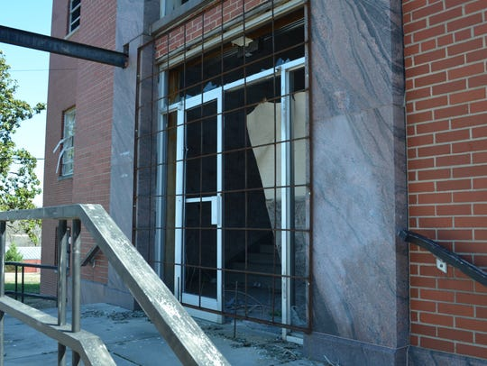 The city acquired the Frosty Morn building in 2013 at a delinquent tax sale.