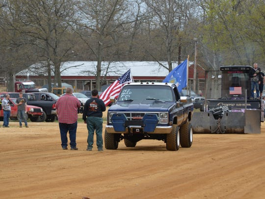 This year's Cumberland County Fair will include Smoke and Speed Truck Pull at 7 p.m. July 7. Admission is $10, except $5 for children under four feet tall, and $20 for ages 18 and older, with proof of age with photo, for pit area.