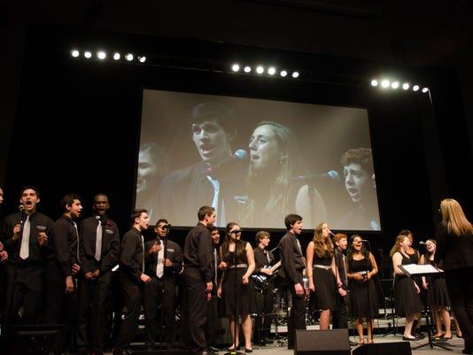 Edgemont Vocal Jazz Ensemble