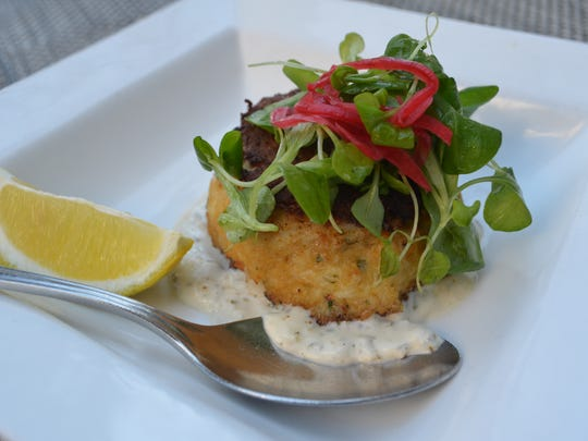 Healdsburg, Calif. has a wonderful selection of restaurants. The crab cake at Willi's Seafood and Raw Bar melts in your mouth. I found the prices to be more reasonable here than other popular cities in wine country.