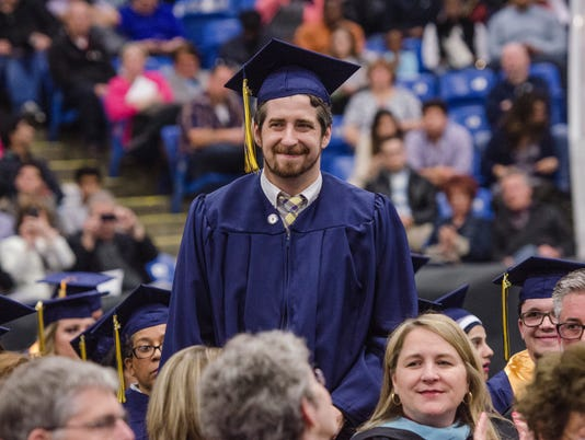 Schoolcraft College 52 Annual Commencement Ceremony 2017