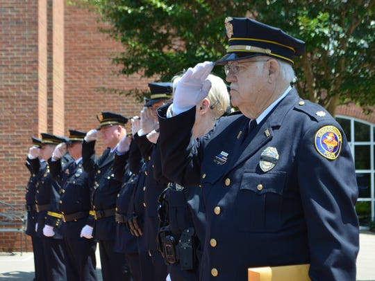 Over 100 people attended the funeral service of Former