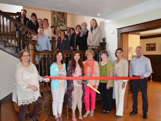 The Crossing HOME recently held a grand-opening ribbon-cutting