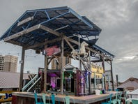 Admiral Goodtimes gets rolling on Pensacola Beach