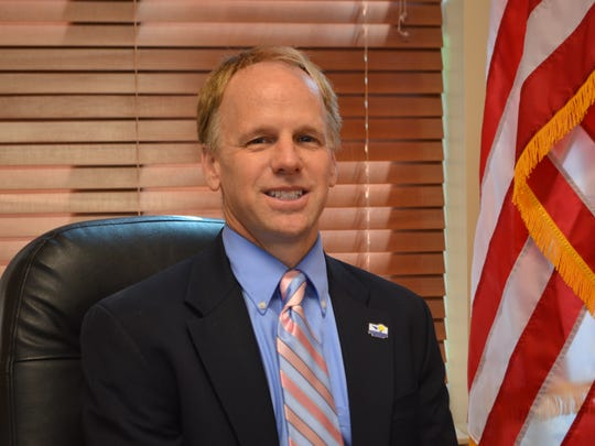 Hendersonville Mayor Jamie Clary spoke to The Tennessean after completing six months in office.
