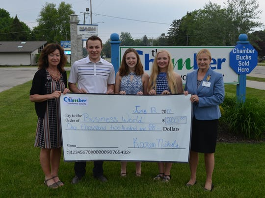 Four Manitowoc Lincoln High School students will attend