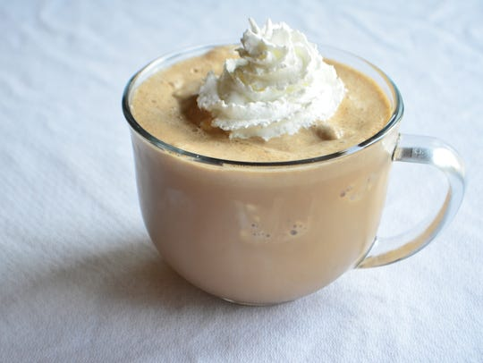 """This Mocha Madness shakes is the best """"mocha"""" themed"""