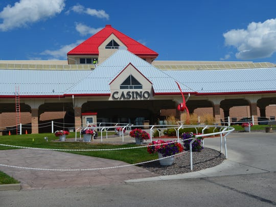 Prairie Meadows Casino in Altoona.