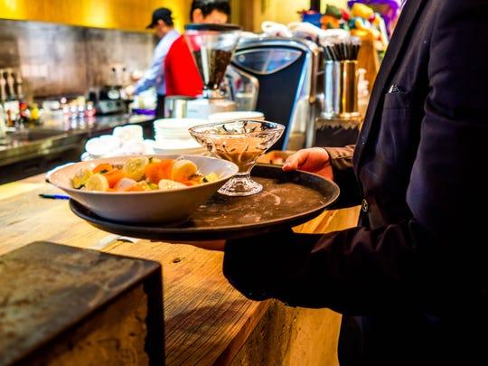 Arizona's restaurantshave addedmanyjobs over the past year, according to ASU economist Lee McPheters.