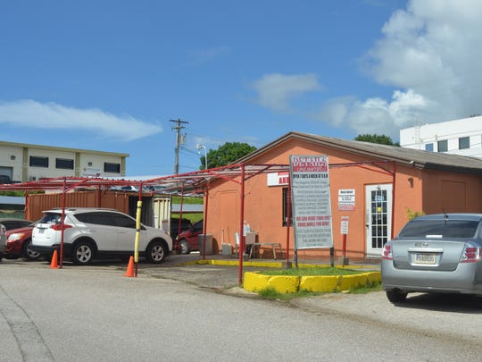 Details Unlimited, auto cleaning and detailing shop, located in Tamuning
