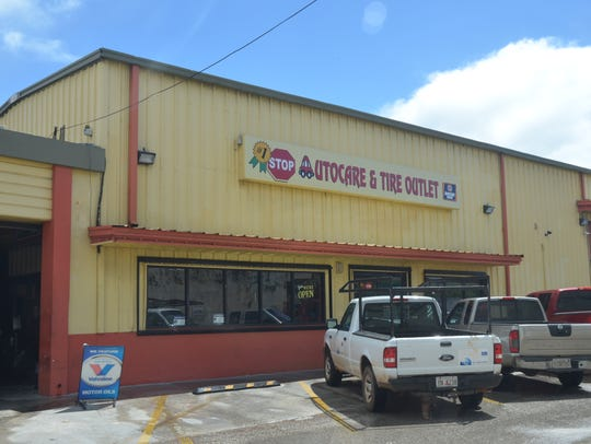 One Stop Auto Care & Tire Outlet located in Harmon