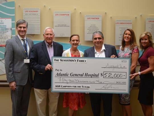 The Atlantic General Hospital Campaign for the Future