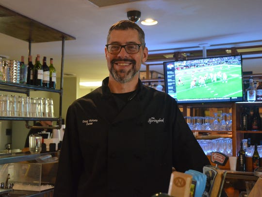 Springbrook Italian Bistro and Tap House owner and