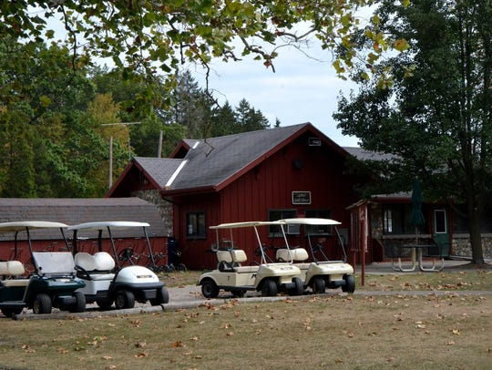 New Level Sports has revitalized the Custer Greens