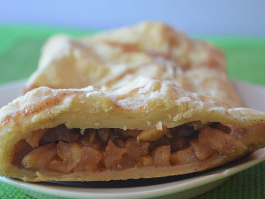 I prefer this Puff Pastry with Caramelized Cinnamon