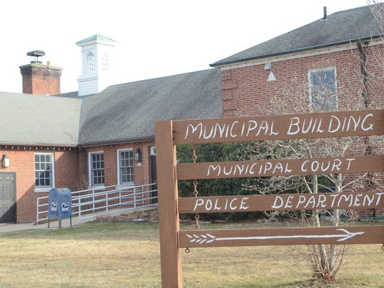 West Milford Municipal Hall.