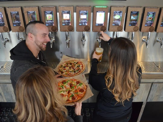 PizzaRev expects to open in Fort Collins in December featuring build-your-own pizza and self-pouring beer and wine bar.