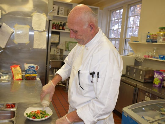Gene Hieber has cooked for presidents Regan, Bush (H.W.), Clinton and Obama.
