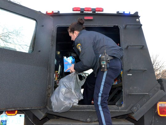 The Battle Creek Police Department held their annual