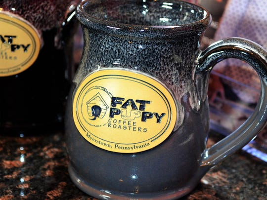 """The Fat Puppy logo """"speaks"""" to the roaster's iconic"""