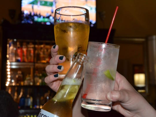 Cheers at Rafaynee, located at 97 West Michigan Avenue in downtown Battle Creek.