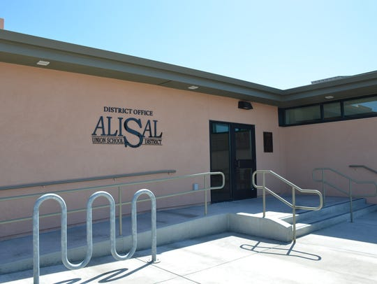 The new Alisal Union School District offices.