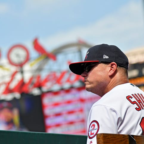 Former UNC Asheville player Mike Shildt aims to turn St. Louis Cardinals around